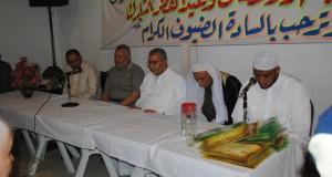 الحفل السنوى لتكريم حفظه القرآن الكريم