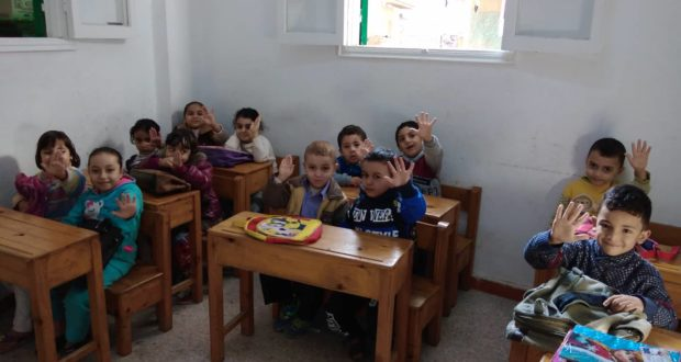 Noor Al Quran Kindergarten announces the acceptance of a new class 2020